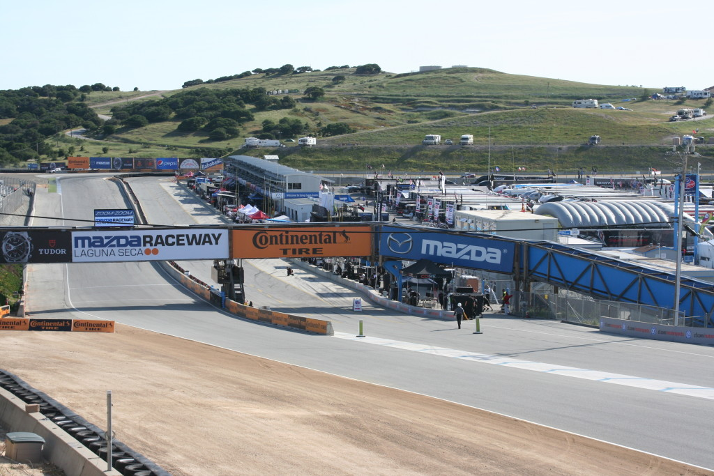 Laguna Seca Raceway, Monterey, 2014
