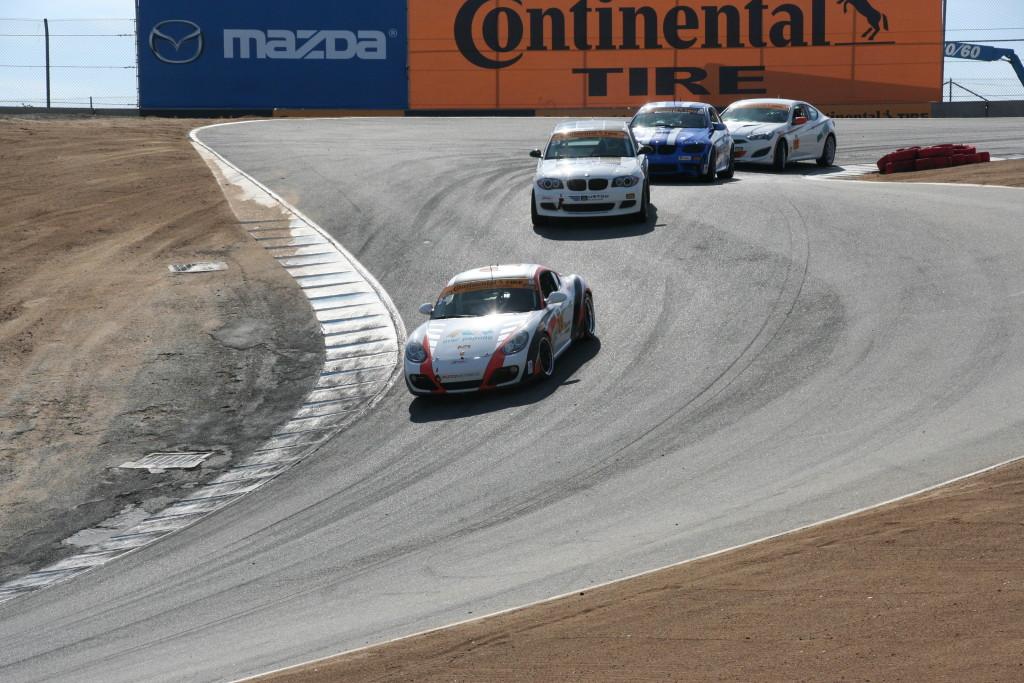 Corkscrew, Laguna Seca Raceway, Monterey, 2014